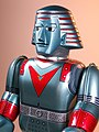 Medicom Toy – Nostalgic Future Series 04 – Giant Robo (ジャイアント・ロボ) – Close Up.jpg