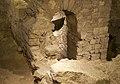 Medieval cellar crypt Notre Dame.jpg