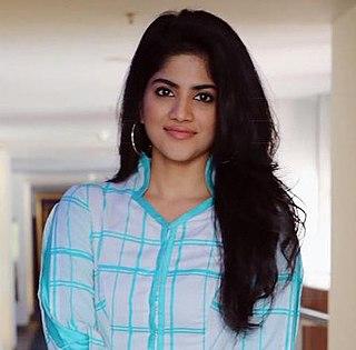 Megha Akash Indian actress