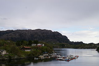 Municipality in Hordaland, Norway