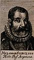 Melchior Sebizius. Line engraving, 1688. Wellcome V0005346.jpg