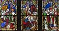 Melton Mowbray, St Mary's church, Manners window detail (45583783202).jpg