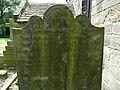 Memento Mori Grave stone - St Peter's churchyard - geograph.org.uk - 898419.jpg