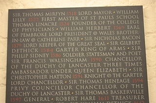 Thomas Murfyn Lord Mayor of London
