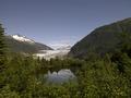 Mendenhall Glacier, Juneau, Alaska LCCN2010630415.tif