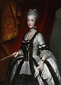 Mengs - Maria Carolina of Austria, Royal Palace of Madrid.jpg
