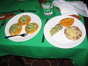 Belizean cuisine - Traditional Mestizo-Belizean foods.