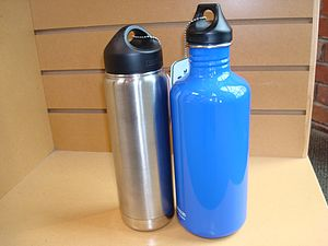 Water bottle - Metal water bottles