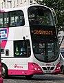 Metro (Belfast) bus 2351 (SEZ 2351) 2008 Volvo B9TL Wright Eclipse Gemini, 19 June 2009.jpg