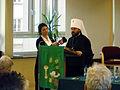 Metropolitan hilarion speaking at Christian Theological Academy Warsaw.JPG