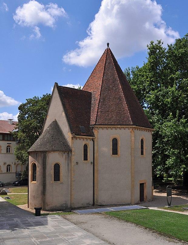 Monument historique à Metz