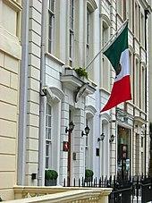 Misiones diplomáticas de México - Wikipedia, la enciclopedia