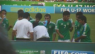 Mexico national under-17 football team - Mexico U-17 players of the 2011 generation