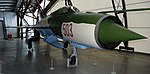 MiG-21, Shropshire Model Show 2015, RAF Museum Cosford. (16614557344).jpg