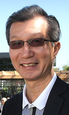 Michael Chan at the CFC Annual BBQ Fundraiser - 2014 (15156869336) (cropped).jpg