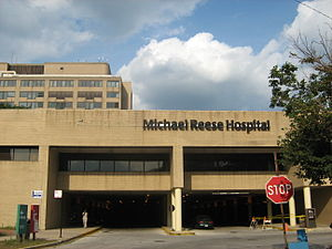 Image result for Michael Reese hospital