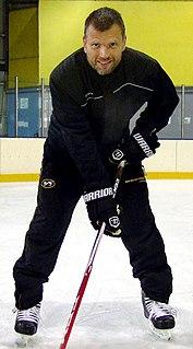 Michal Broš Czech ice hockey player