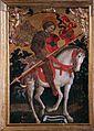 Michele giambono, crisogono a cavallo, 1444 ca.jpg