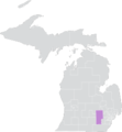 Michigan Senate District 22 (2010).png