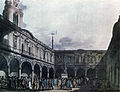 Microcosm of London Plate 067 - Royal Exchange (tone and colour).jpg