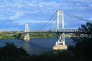 Mid-Hudson Bridge - Image: Mid Hudson