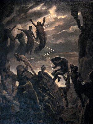 Miguel Navarro Cañizares - Regret (1887)