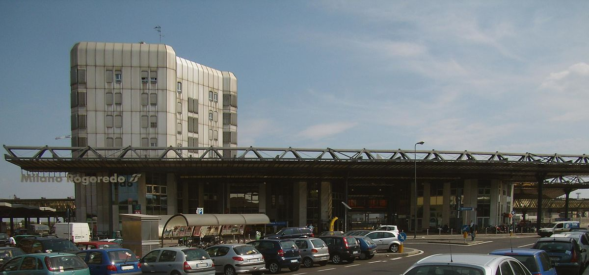Bahnhof milano rogoredo wikipedia - Milano porta garibaldi station ...