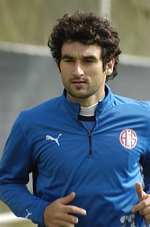 Mile Jedinak - Jedinak with Antalyaspor in 2009