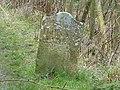 Milestone at Sutton, Macclesfield Canal.jpg