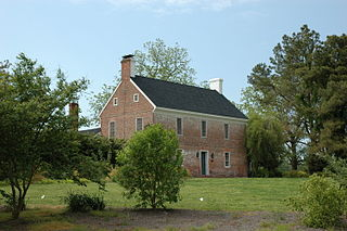 Milford (Camden, North Carolina) United States historic place
