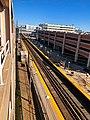 Mineola Station LIRR from Parking Garage .jpg