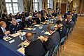 Ministra da Defesa da Suécia em reunião com a comitiva Brasileira para assinatura de acordo (13701421423).jpg