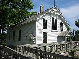 Edina, Minnesota - Minnehaha Grange Hall