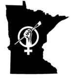 Minnesota Art and Feminism logo transparency.png