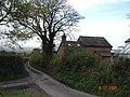 Minor lane near Aberwheeler - geograph.org.uk - 74833.jpg