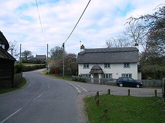 Minstead - Image: Minstead, Hampshire 2