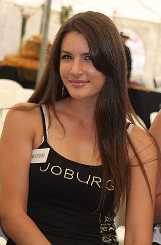 Miss Montenegro - Mariana Mihajlović, Miss Montenegro 2008