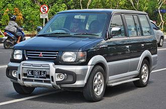 Mitsubishi Freeca - Image: Mitsubishi Kuda Super Exceed (front), Tuban