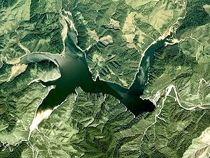 Miure Dam lake survey.jpg