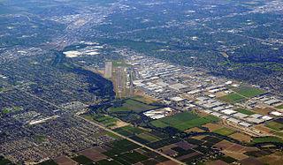 Modesto City–County Airport airport in California