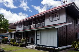 Mohammad Hatta Birth Place and Museum, Bukittinggi, West Sumatra 2017-02-13 01.jpg