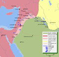 Mohammad adil-Khalid's (r.a) Invasion of Syria.PNG