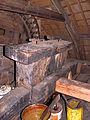 Molen Achtkante molen, bovenas penlager.jpg