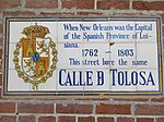 Monday Mid-Day in the French Quarter, New orleans, 13th May 2019 - Toulouse Street 08.jpg