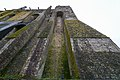 Mont Saint Michel Abbey walls (32797936941).jpg