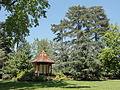 Montmorency (95), parc de la Mairie, pavillon chinois 1.JPG