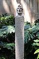 Monument a Simón de Rojas Clemente, Jardí Botànic de València.JPG