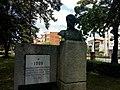 Monument to Stevan Sindjelic at Ćele kule.jpg