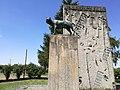 Monumento ai caduti 2, all'esterno del cimitero monumentale di Massa Lombarda.jpg