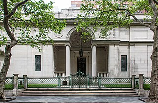 Morgan Library & Museum museum and library in Manhattan, New York